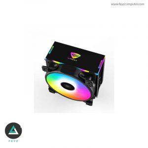 خنک کننده پی سی کولر D56A HALO RGB