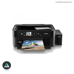 پرینتر اپسون رنگی EPSON L810 inkjet printer