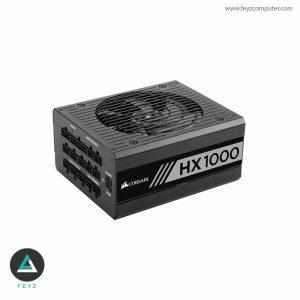 منبع تغذیه 1000 وات کورسیر HX1000 Platinum Full Modular