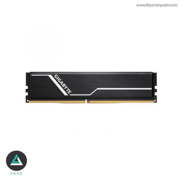 رم کامپیوتر گیگابایت ظرفیت 8 گیگابایت DDR4 دو کاناله 2666