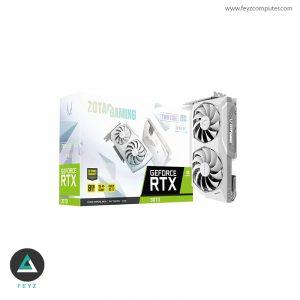 کارت گرافیک ZOTAC RTX 3070 TWIN EDGE OC WHITE EDITION 8GB