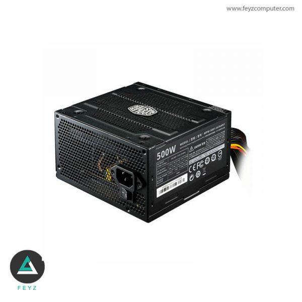 منبع تغذیه 500 وات کولر مستر Elite V3 500W